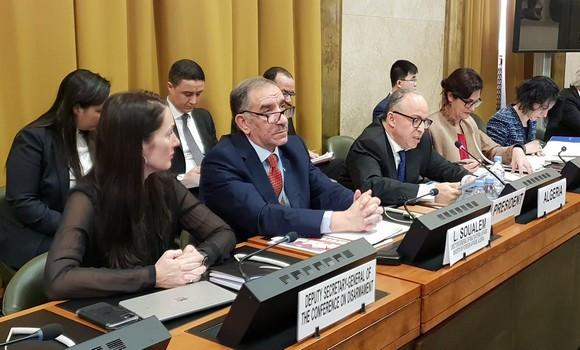 L'Algérie prend la présidence de la Conférence du Désarmement à Genève(21/01)