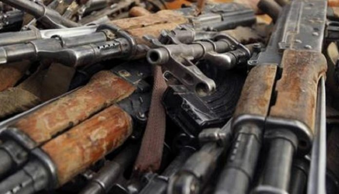 Tunisian officials seize Turkish-made weapons smuggled to Libya: report