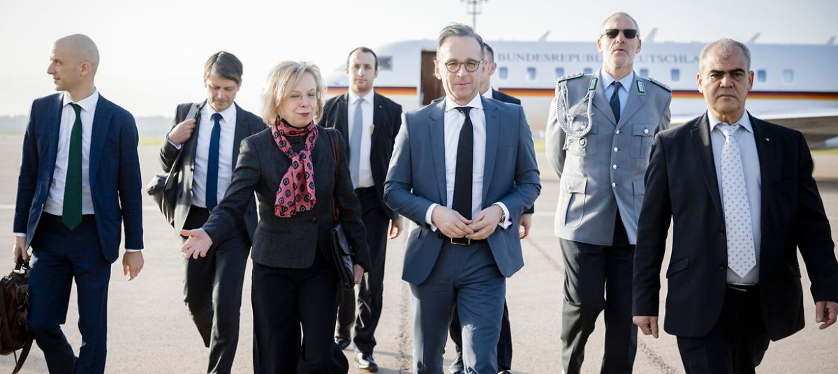 Germany – Intensifying cooperation on Libya – Maas visits Algiers and Tunis