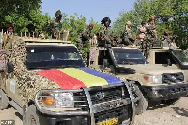 Suicide bomber kills nine civilians in westernChad