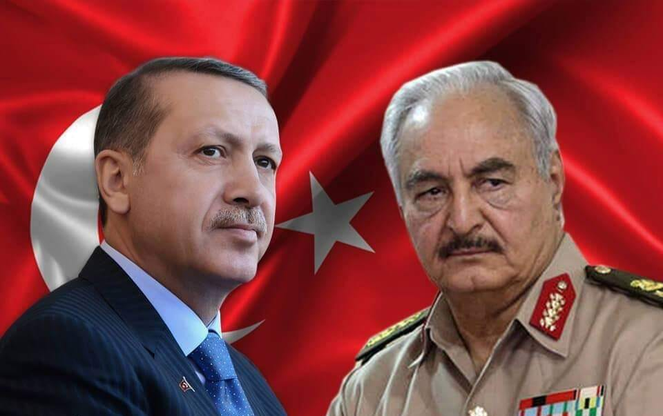 "Libya – Haftar declares ""Jihad"" against Turkey and calls on Arabs for help"