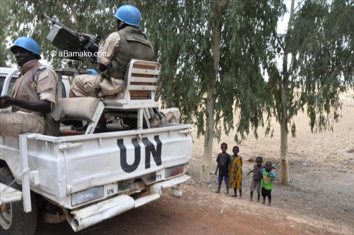 Mali/Bankass : La Minusma sommée de quitter le cercle avant le 10janvier