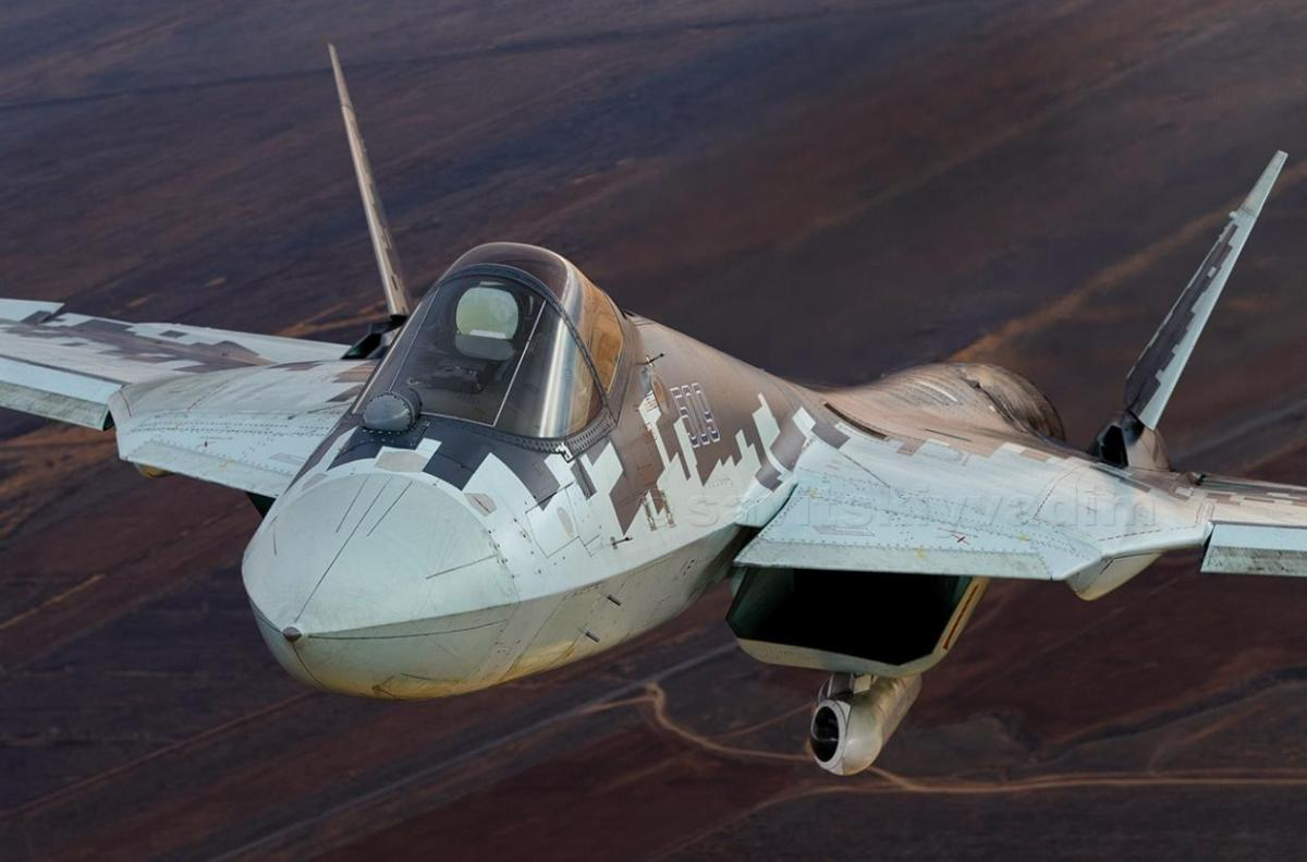 Would Russia Ship Stealth Fighters to Africa?