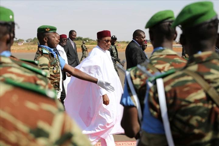 Niger – Décret portant nomination au grade supérieur d'officiers au sein de la Garde nationale du Niger(GNN).