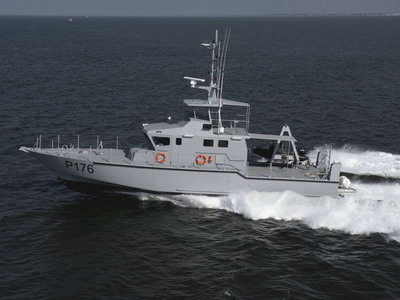 Nigerian Navy to get 40 new vessels in 2020