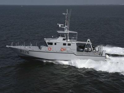 Nigerian Navy to get 40 new vessels in2020