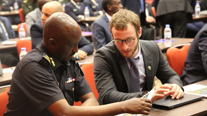 Rwanda, Israel meet over border protection