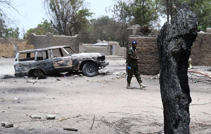 Une cinquantaine de personnes tuées par Boko Haram sur le lac Tchad findécembre