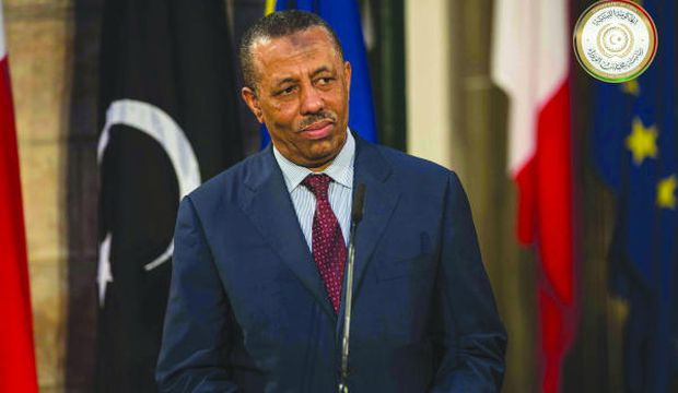 Russian diplomat, PM of Libya's interim government discuss situation in the country