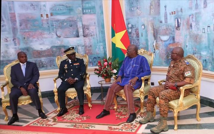 Les armées burkinabè et ivoirienne entendent renforcer leur collaboration dans la lutte contre leterrorisme