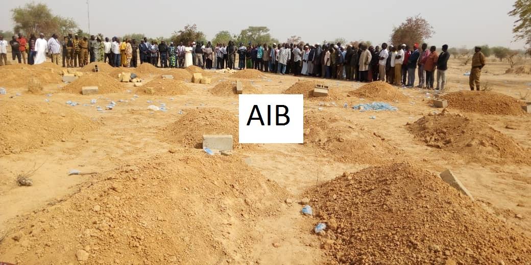 Burkina – Attaques de Nagraogo : «Si on avait des armes, il y aurait pas eu autant demorts»