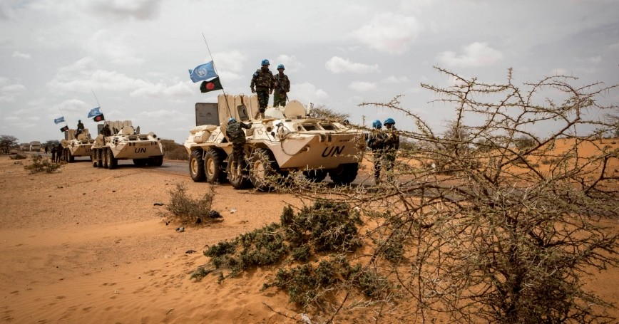 Why the UK May Be Sending Troops to Mali