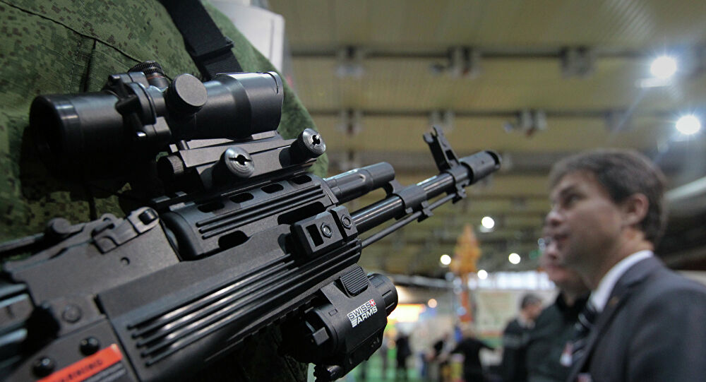 Russian Arms Exports in 2019 Surpassed $15.2Billion