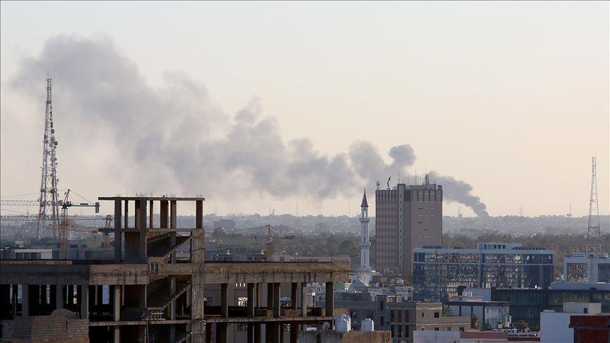 Libya: Haftar militias target prison inTripoli