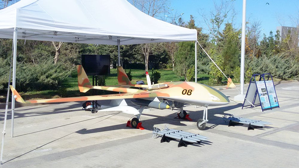 Belarus to produce UAVs inEgypt
