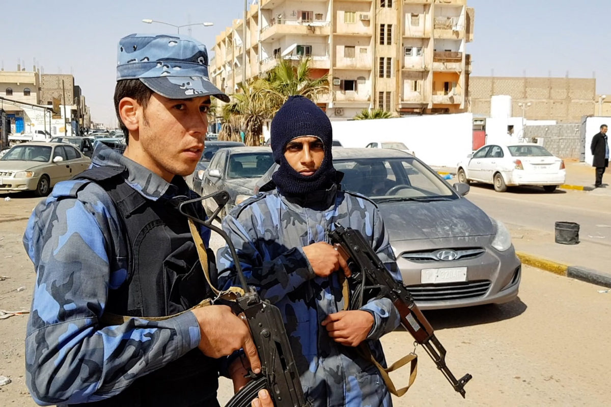 UAE-contracted arms dealer accused of smuggling mercenaries toLibya
