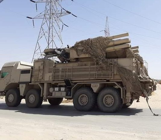 Libyan Pantsir-S1 air defence systems have apparently destroyed a dozen Turkish UAVs