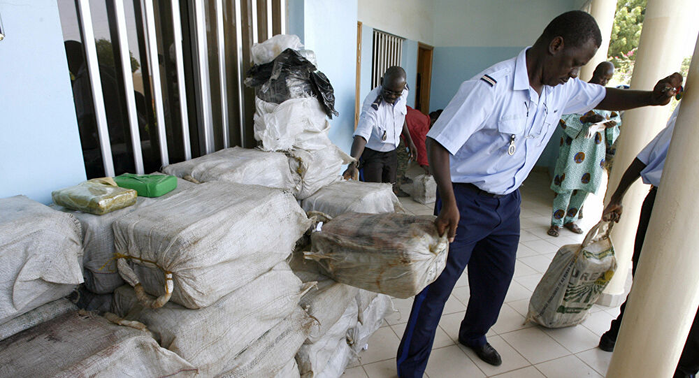 "Dakar, a ""White"" Queen of West Africa Drug Trafficking"