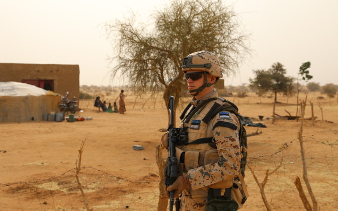 Estonia / Mali: Foreign, defense ministers emphasize need to stabilize Sahel region