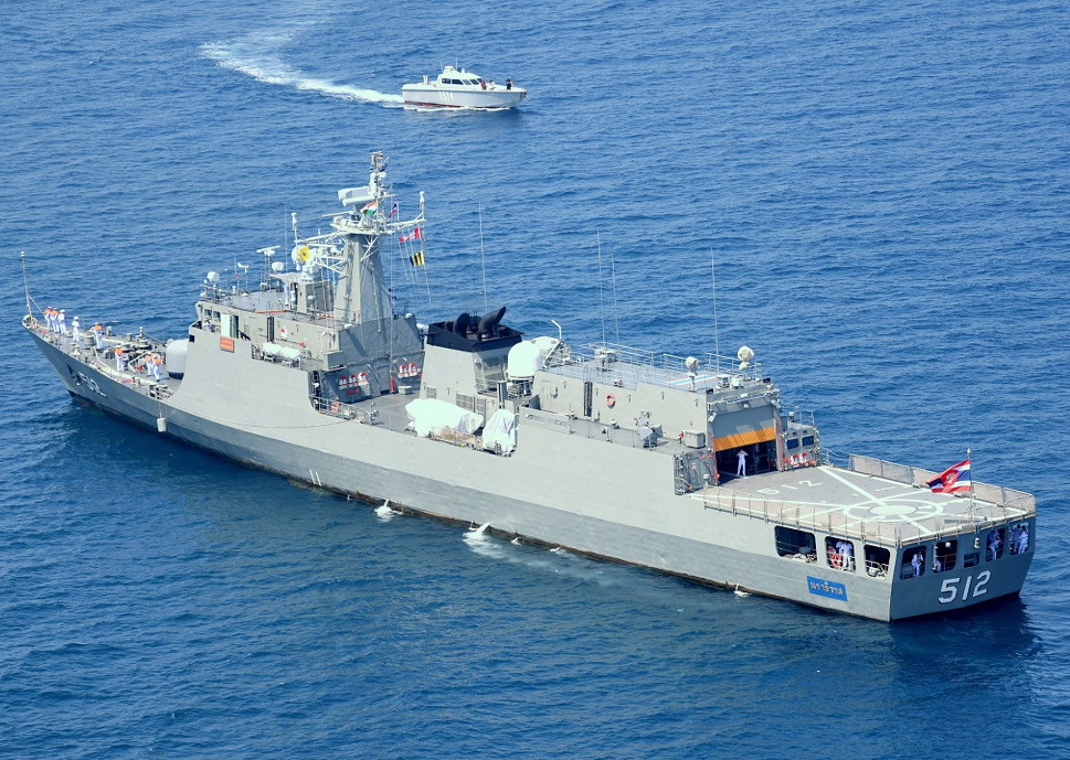 Algerian Navy orders Chinese corvette