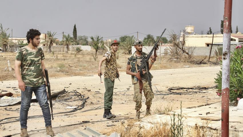 Sudan says detains 122 alleged fighters heading forLibya