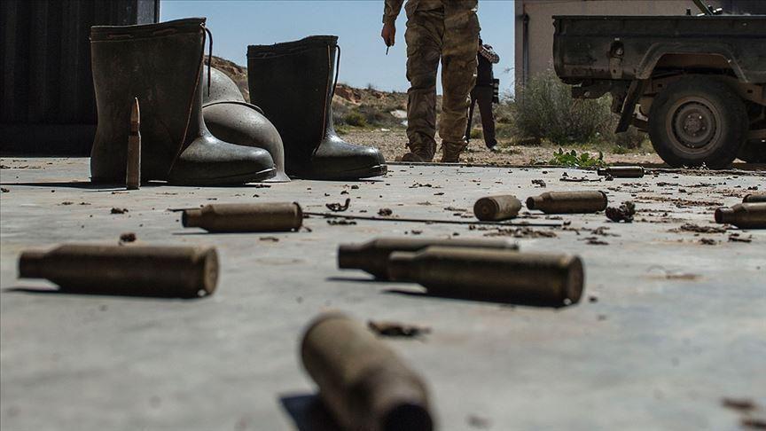 Russia sending reinforcements to help Haftar inLibya