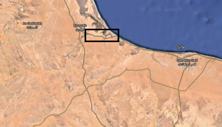 Libya – Sirte-Jufra Operations Room declares Abu Grein to Buwairat Hasson area military zone