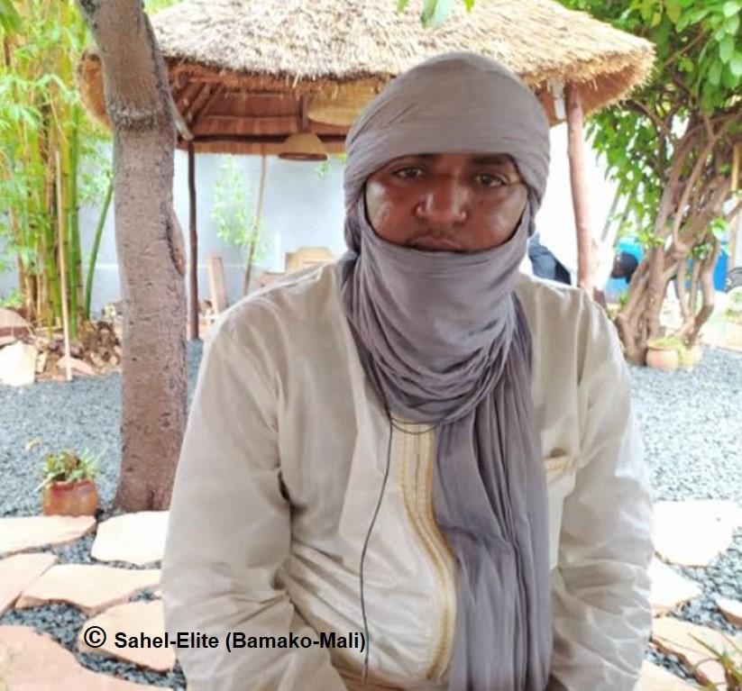 Mali – Oumar Aldianabangou, président de l'Alliance pour le Salut du Sahel (ASS) : « Concernant la crise socio-politique au Mali, le problème c'est le lobby du président du pays»