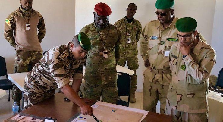 Mauritanie – La réserve stratégique des hydrocarbures du pays confiée àl'armée