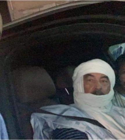Mauritanie : Un Colonel de la gendarmerie en mission à Benichab pour faire entrer Ould Abdel Aziz àNouakchott