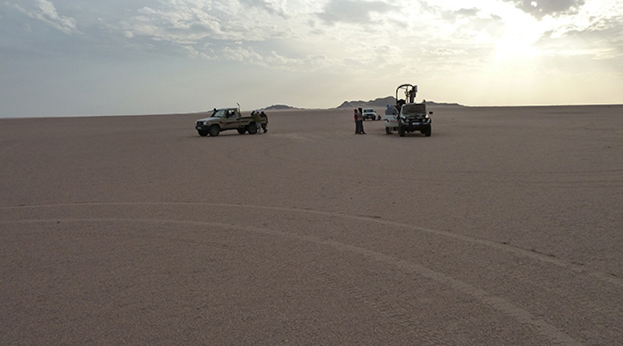 Canadian, Australian miners join forces in Mauritania