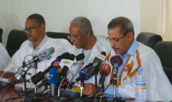 Mauritanie – La commission d'enquête parlementaire examine les différentes options pour convoquerAziz