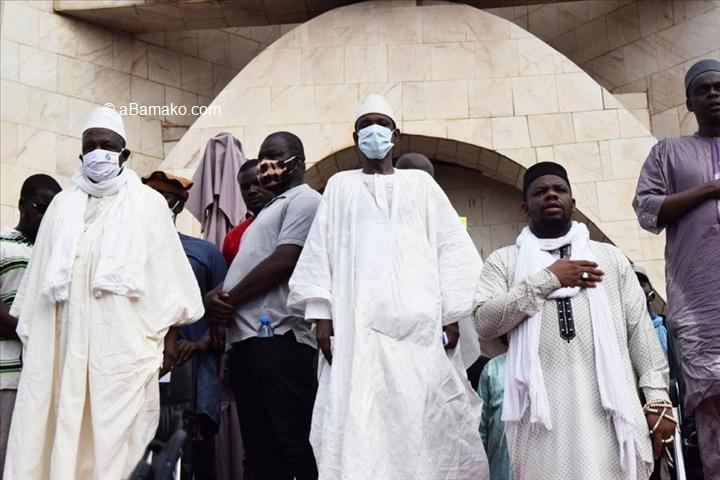 """Mali – Mohamed Moufah Haidara, leader religieux, membre du HCI : """"Mélanger politique et religion est un danger pour le Mali, payslaïc"""