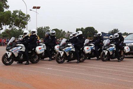 RCA: les experts français forment 70 éléments des forces de sécuritéintérieure
