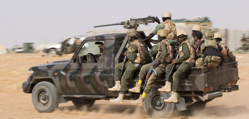 Islamic State and Al-Qaeda Clash in the Sahel (By PrashantKandpal)