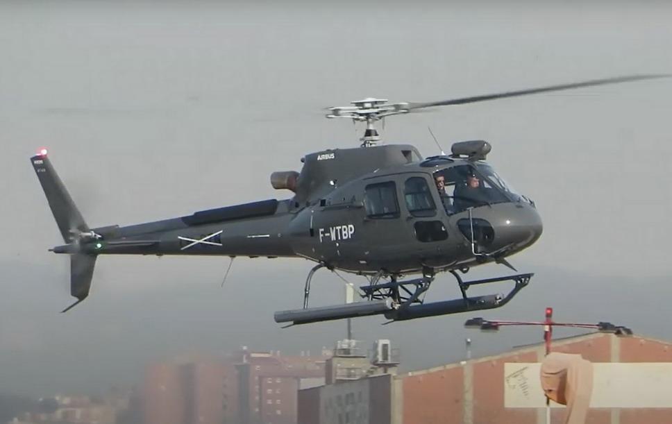 Moroccan Gendarmerie gets newH125s
