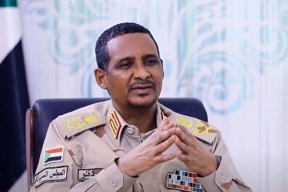 Sudan's economy is controlled by mafia group:Hemetti