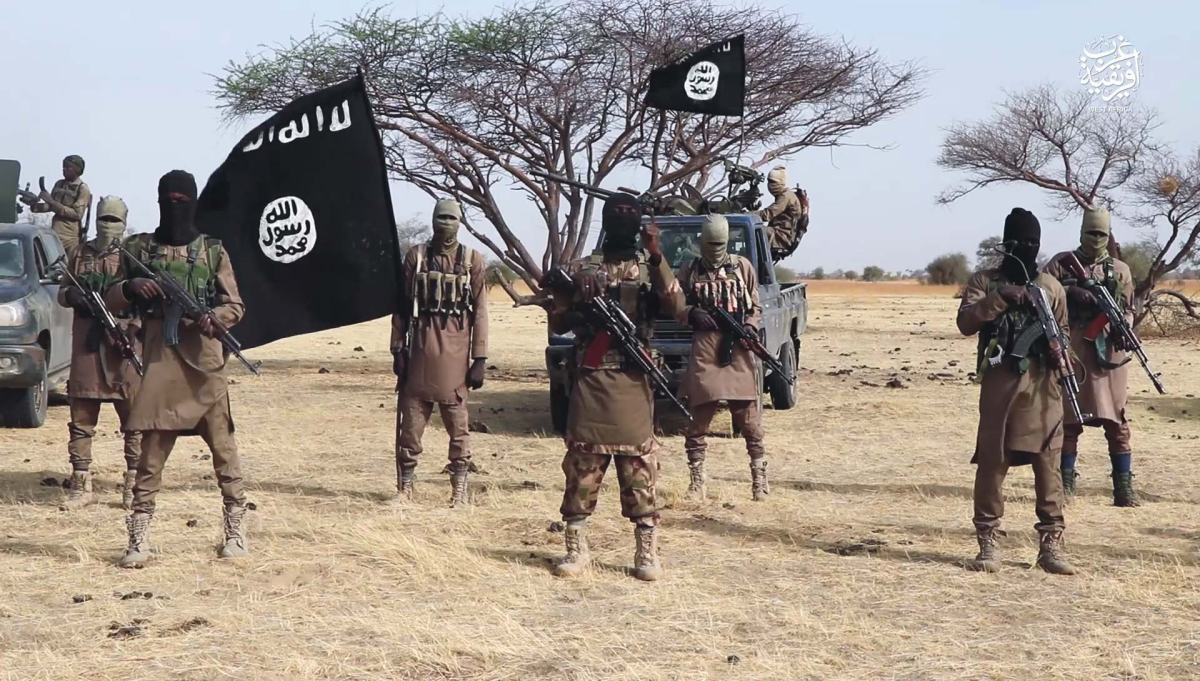 We Killed 40 Nigerian Soldiers, Snatched Five Military Vehicles, Weapons, Says ISIS