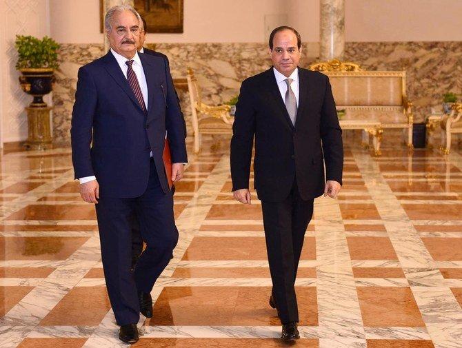 Egypt's strong military message to Turkey,Tunisia