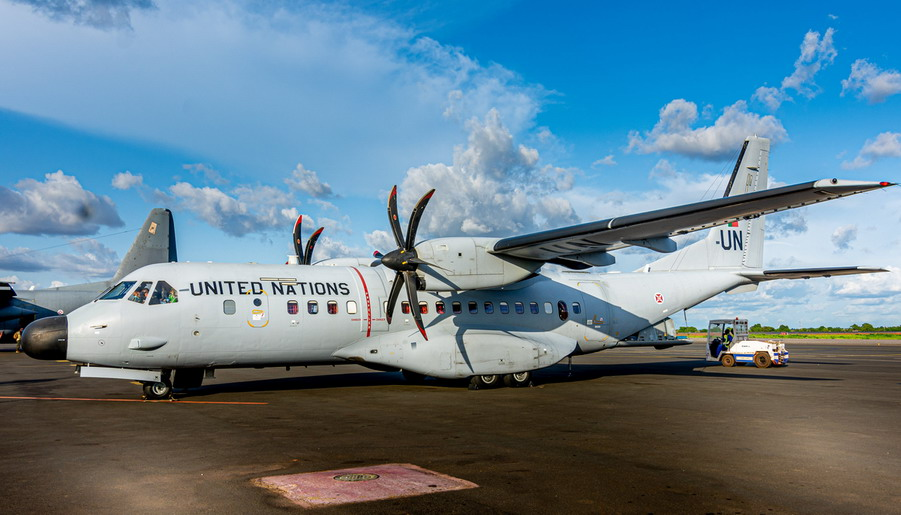 Mali – Portuguese Air Force C295 begins Mali operations