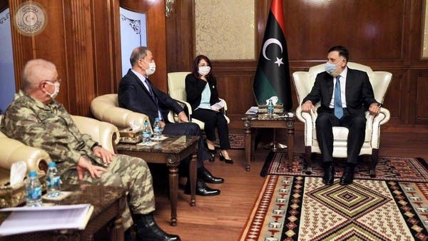 Turkey signs a military agreement with Libya's GNA: Sources