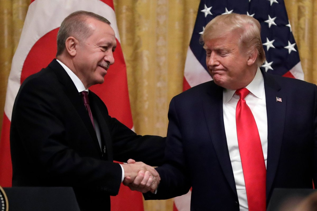 Erdoğan, Trump agree to work more closely in Libya to ensure stability