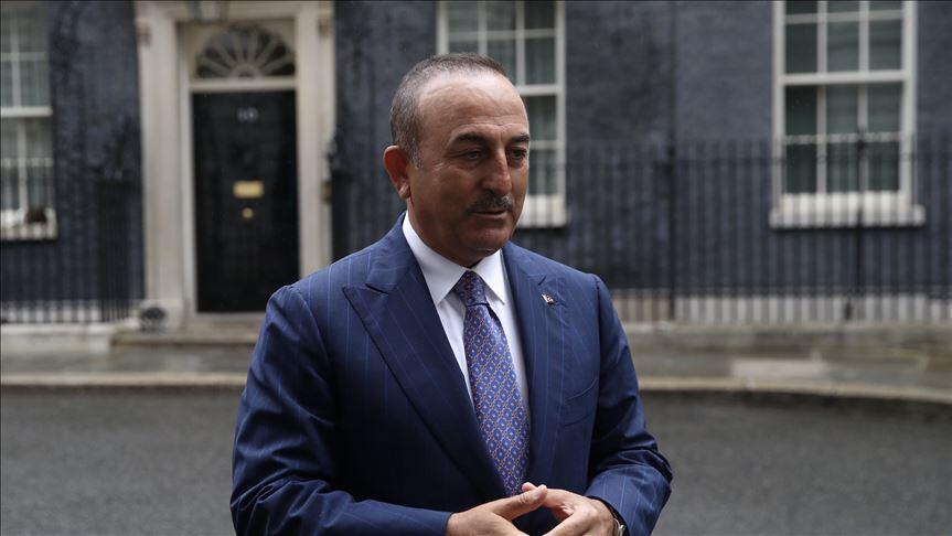 UK, Turkey in agreement on political solution in Libya: Çavuşoğlu
