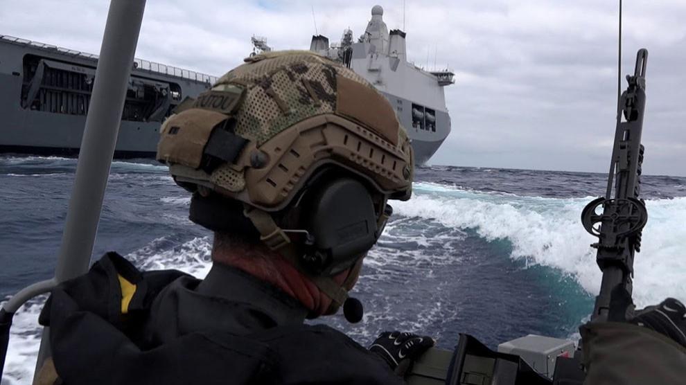 Turkey blocks NATO over UN arms embargo againstLibya
