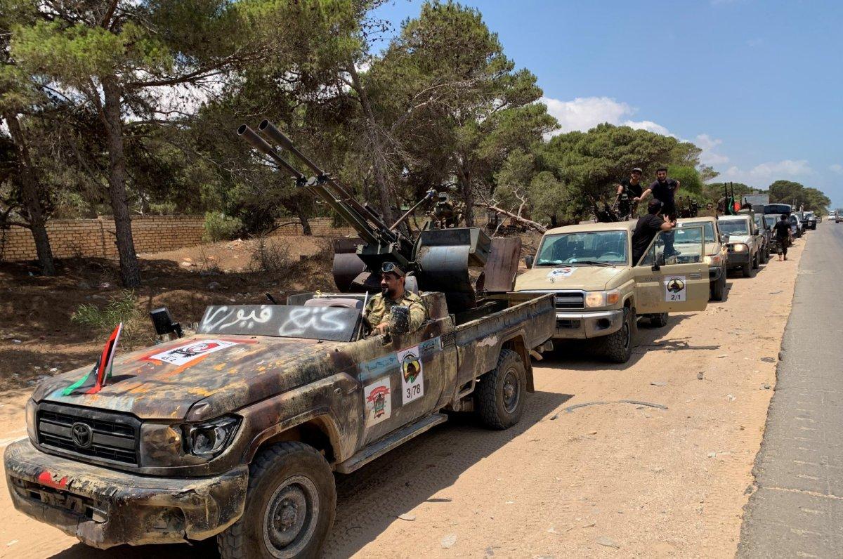 Turkish military to help establish regular army inLibya