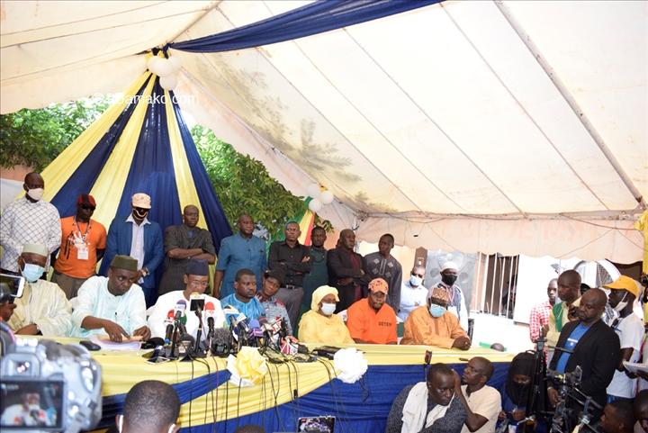 Mali: nouvelles manifestations pour le départ du président Keïta le 11 août(contestations)