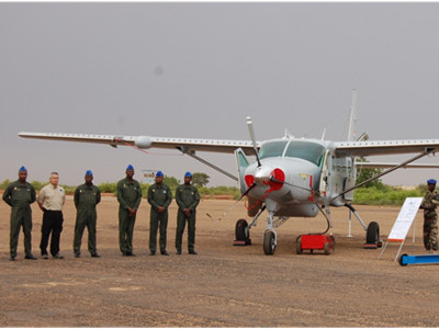USA – Apogee-SSU to continue training west African pilots #Chad #Niger