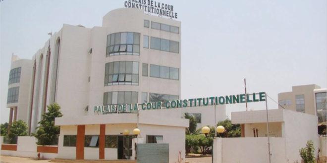 Mali : les neuf nouveaux membres de la Cour constitutionnelle désignés