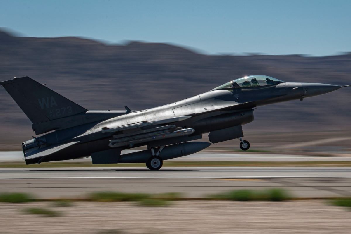 Lockheed Martin awarded contract for Moroccan F-16s