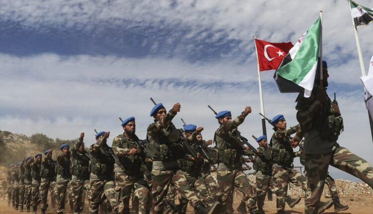 Despite the Libyan-Libyan consensus, Turkish government continues recruitment operations